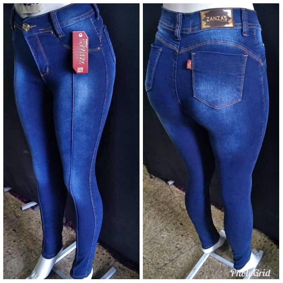 bedb4dc593 calça jeans feminina cintura alta hot pant elastano atacado fabrica
